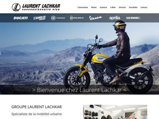 LAURENT LACHKAR MOTOS