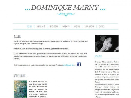 DOMINIQUE MARNY